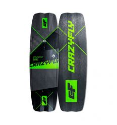 Crazyfly Raptor LTD Neon 2020 kiteboard