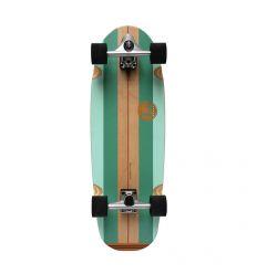 "Slide Surfskate Gussie Avalanche 31"""