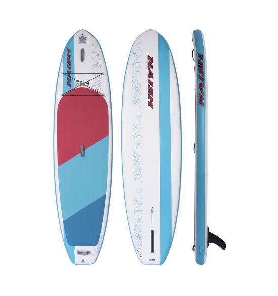 """Naish Air Alana 10'6"""" S25 Inflatable SUP"""