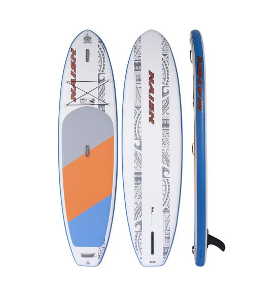"Naish Air Nalu 10'6"" S25 Inflatable SUP"