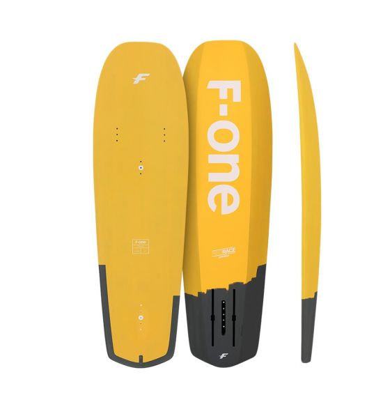 F-one Pro Race Carbon 140cm 2021 Tuttle and Twin tracks foilboard