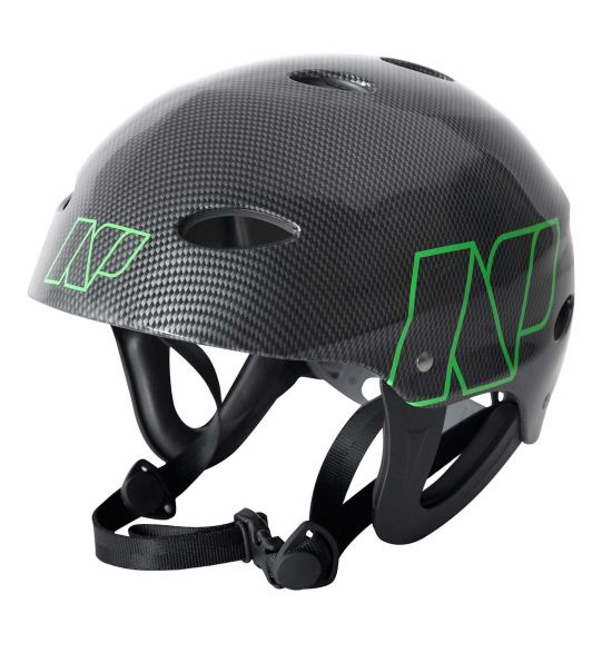 NP Helmet Carbon (black, blue)