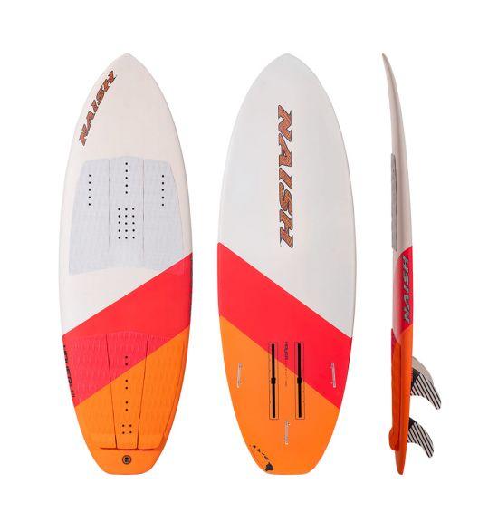 """Naish Wake Hover 4'10"""" kite S25 foilboard"""