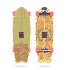 "Yow Huntington Beach 30"" High Perfomance Series Surfskate"