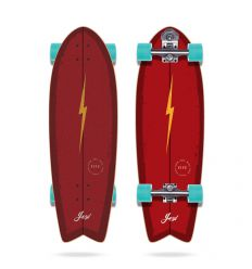 "Yow Pipe 32"" Power Surfing Series Surfskate"