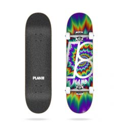 "Plan B Team Tune Out 31.6"" Complete skateboard"