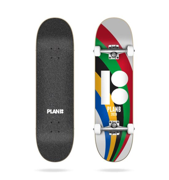 "Plan B Team Oz 31.85"" Complete skateboard"
