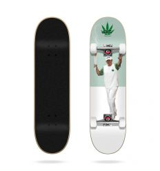 "Jart Weed Nation ""Legalize"" 31.6"" Complete skateboard"