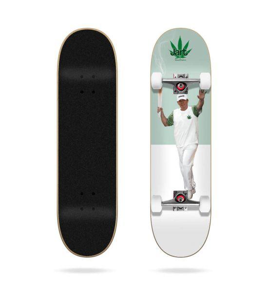 """Jart Weed Nation """"Legalize"""" 31.6"""" Complete skateboard"""