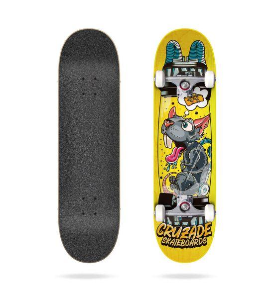"""Cruzade Clone 31.85"""" Complete skateboard"""