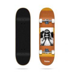 "Tricks Hippie 31.85"" Complete skateboard"