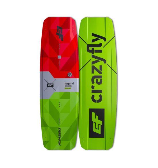 Crazyfly Legend 2021 kiteboard
