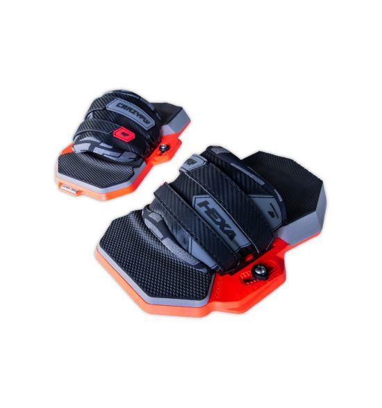 Crazyfly Hexa II bindings Extreme