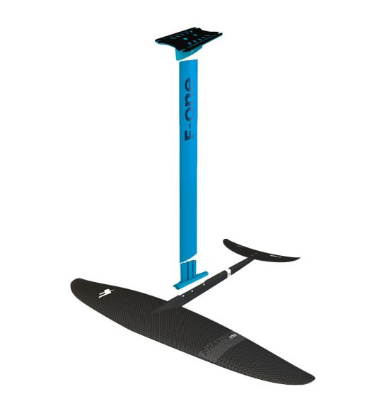 F-one Phantom Carbon 1780 and mast Hydrofoil complete set