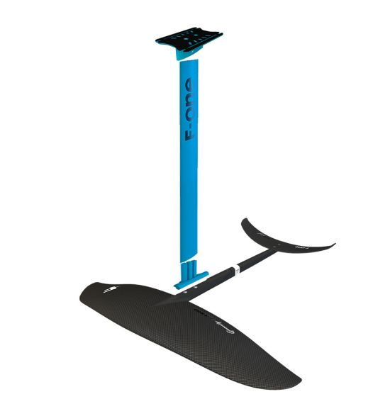 F-one Gravity Carbon 1800 and mast Hydrofoil complete set