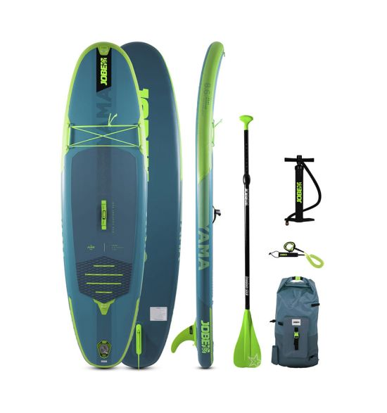 """Jobe Yama 8'6"""" 2021 Inflatable SUP Package"""