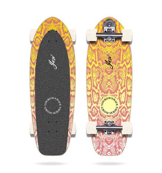"""Yow Hossegor 29"""" Grom Series surfskate"""
