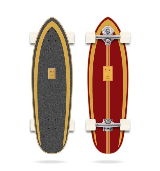 "Yow J-Bay 33"" Power Surfing Series surfskate"