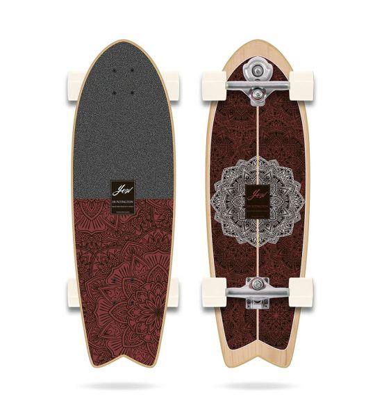 "Yow Huntington Beach 30"" Power Surfing Series surfskate"