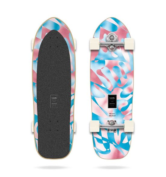 """Yow Snappers 32.5"""" High Performance Series surfskate"""
