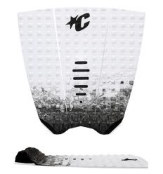 Creatures of Leisure Mick Fanning Lite White Fade Black traction pad