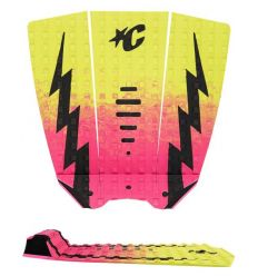 Creatures of Leisure Mick Eugene Fanning Lite Pink Fade Lime Black traction pad