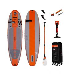 """RRD Air EVO 10'4"""" x 6"""" Y26 2021 Inflatable SUP Package"""