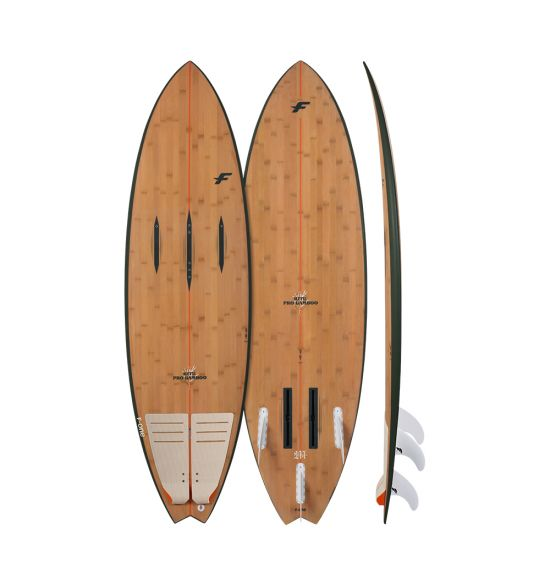 F-One Mitu Pro Bamboo Foil 2022 Kite surfboard