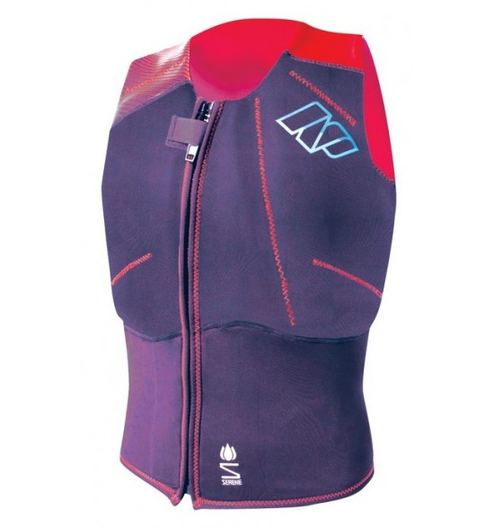 Ladies' Impact Front Zip