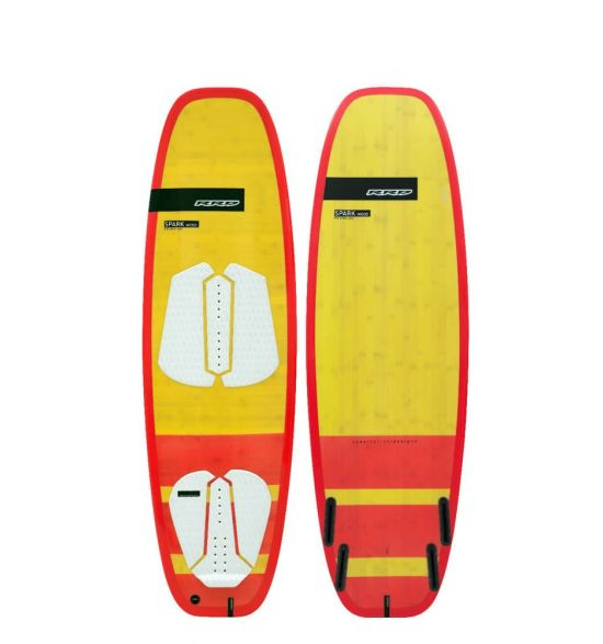 "RRD Spark 5'5"" Wood surfboard"