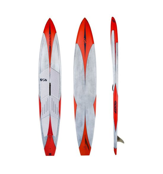 "F-One Race Pro Full Carbon 12'6""x25'5"" SUP 2018"