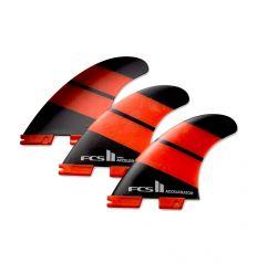FCS II Accelerator Neo Glass Tri set fins