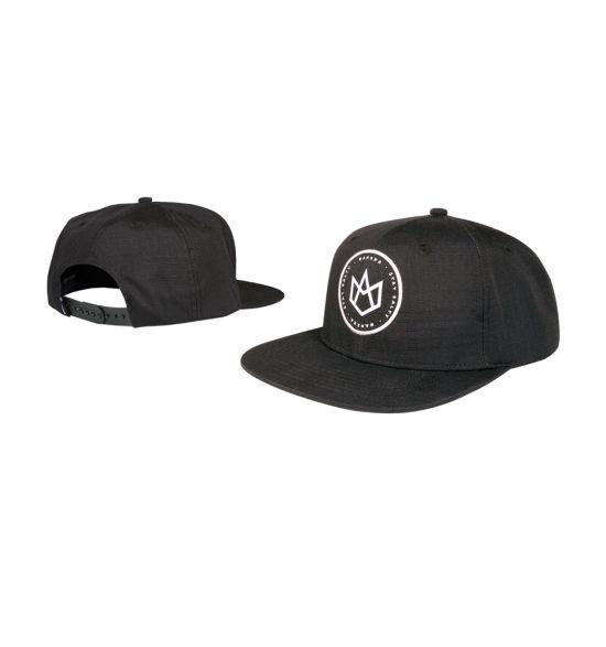 MANERA CAPS RIPSTOP BLACK