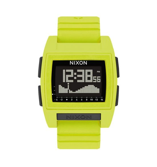 NIXON Base Tide Pro 42mm Lime