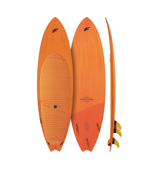 F-One Mitu Pro Carbon 2020 surfboard