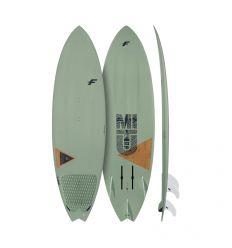 F-One Mitu Pro Bamboo Foil 2020 surfboard