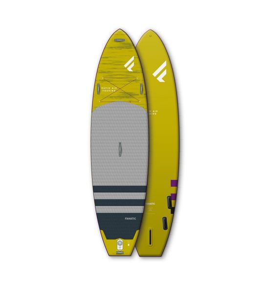 """Fanatic Rapid Air Touring 11"""" 2020 Inflatable SUP"""