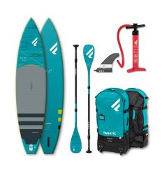"Fanatic Ray Air Premium/C35 12'6"" 2020 SUP package"