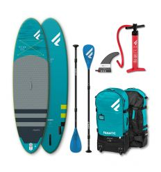 "Fanatic Fly Air Premium/Pure 10'4"" 2020 SUP package"